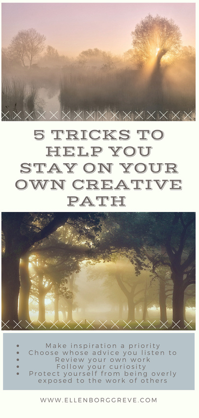 5 Ways To Stay True To Your Own Creative Vision
