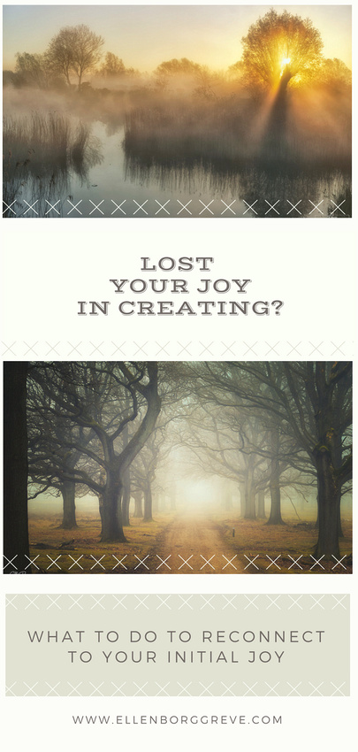 Have you lost touch with your joy in photography?