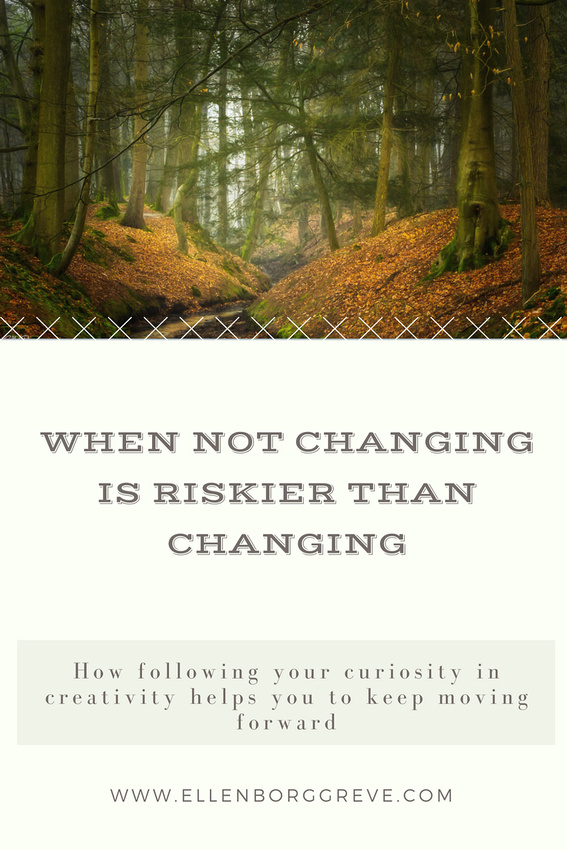 The risk of sticking with what is working
