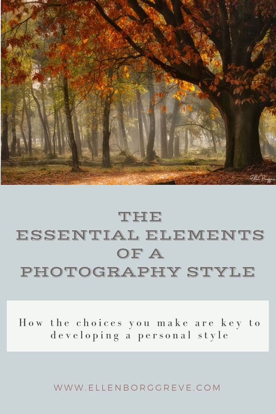 The Key To A Personal Photography Style