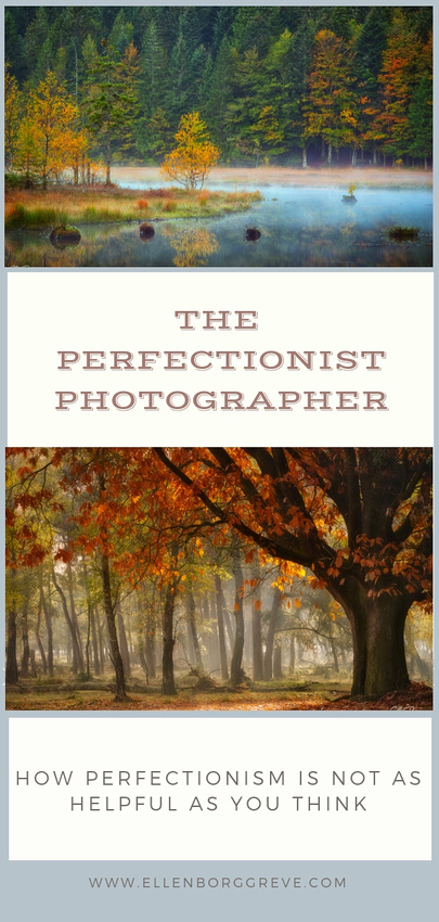 The Perfectionist Photographer