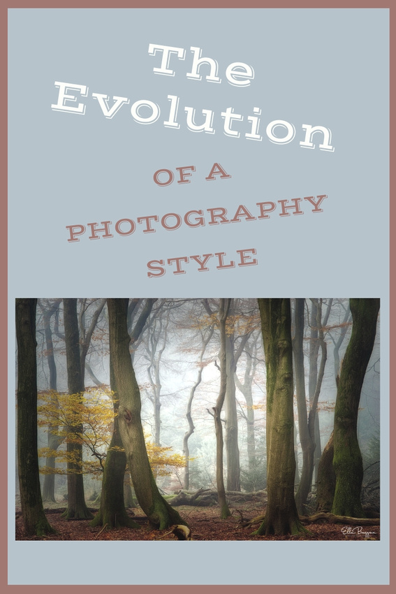The Evolution Of A Photography Style